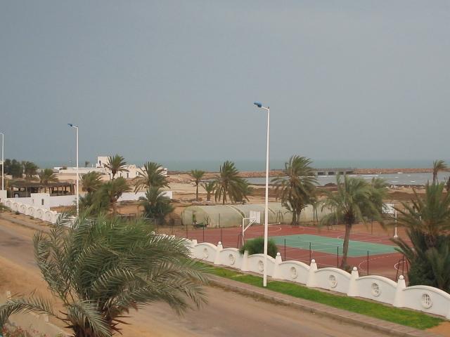 Gewitter auf Djerba