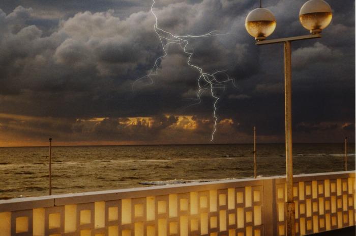 Gewitter auf Sylt