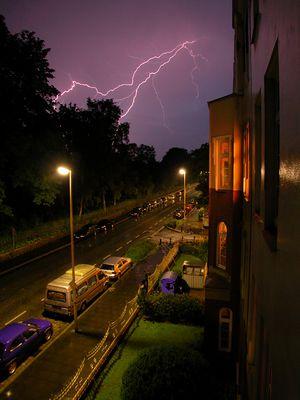 Gewitter in Kiel I