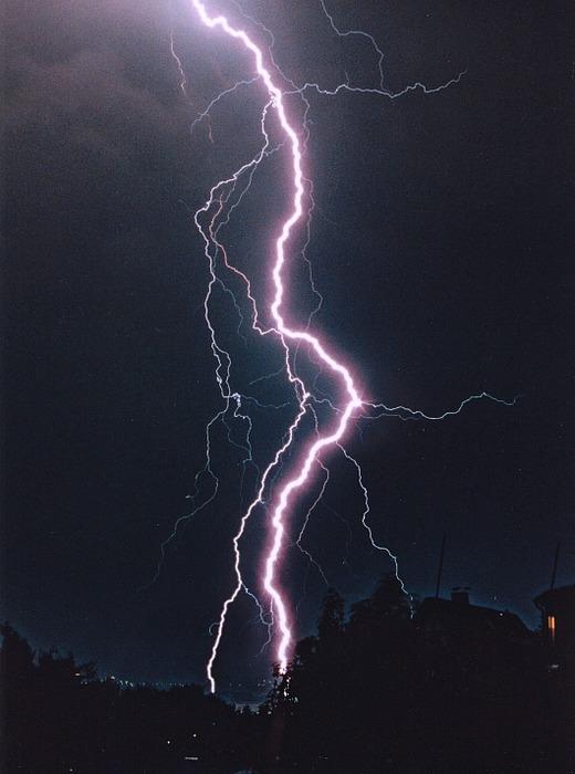 Gewitter in NRW 1