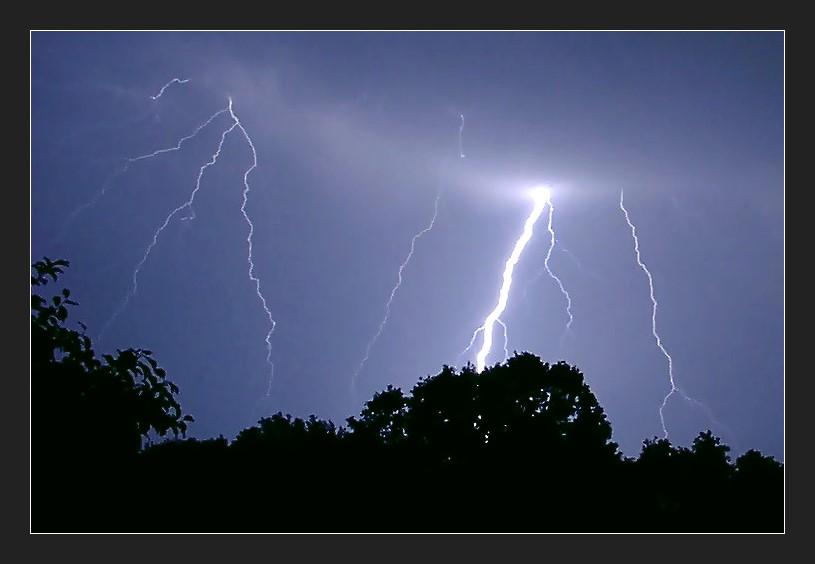 Gewitter Lightning Trigger