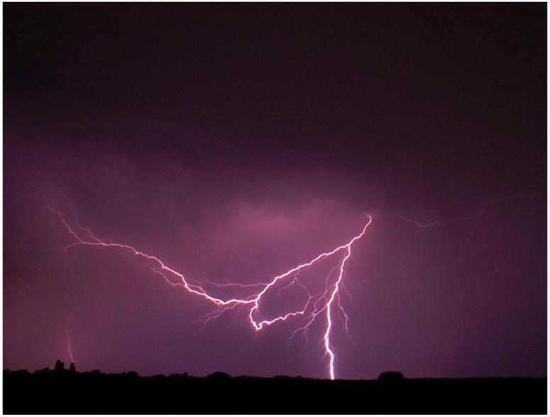 Gewitter über Braunschweig#2