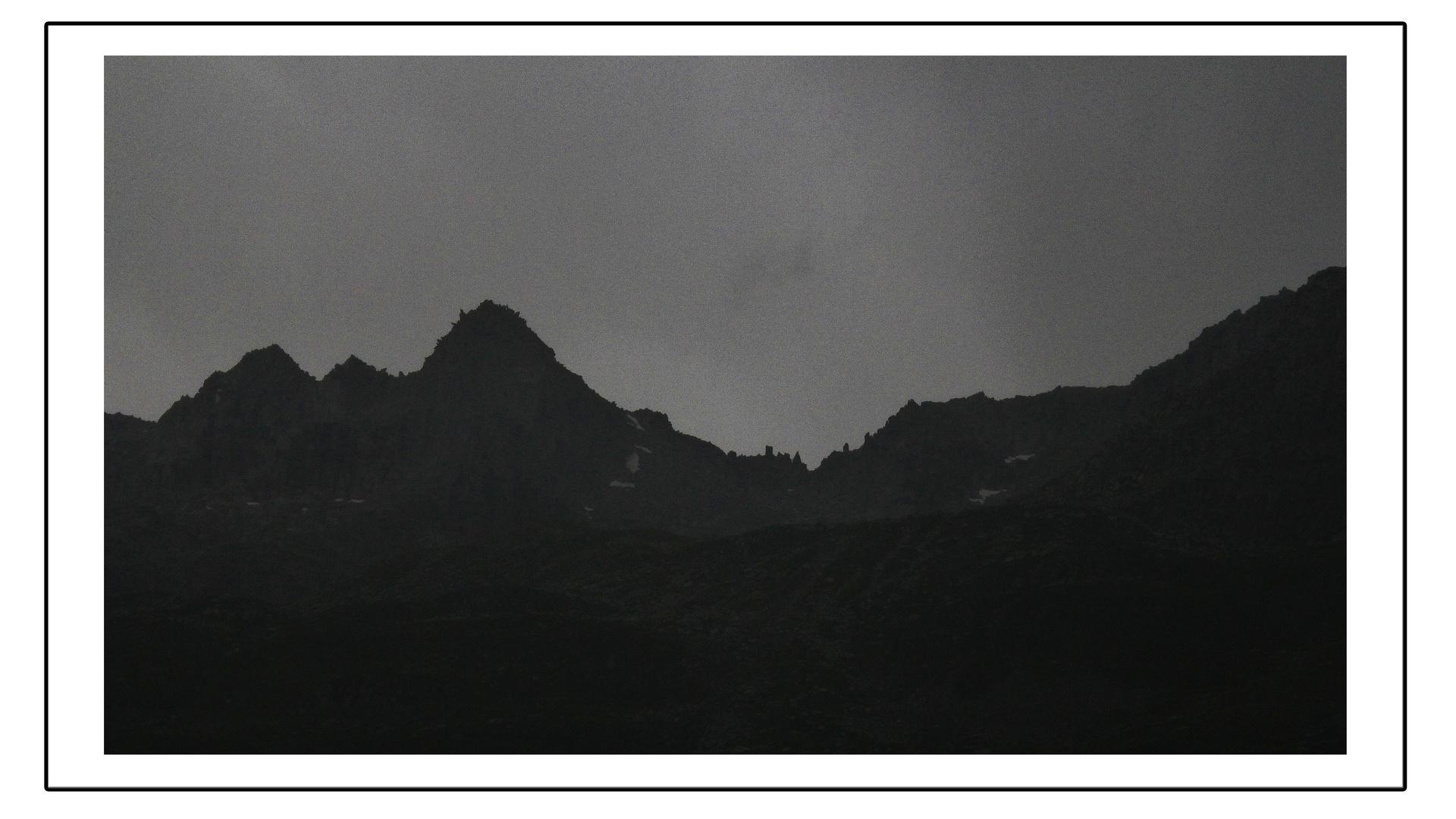 Gewitter über dem Bäzberg