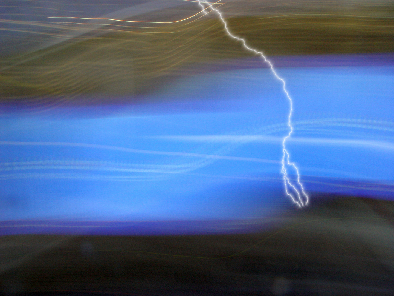 Gewitter über Kap Udrin