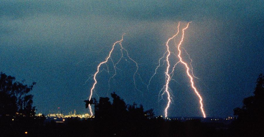 Gewitter über NRW 2