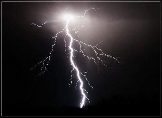 Gewitter von New Mexico II (R)