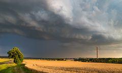 Gewitterfront Tyssen-Tower Rottweil