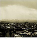 °Gewitterfront über Paris