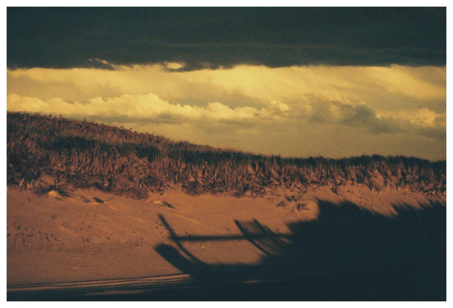Gewitterstimmung auf Cape Cod