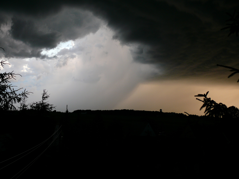 Gewitterwolken Nr.2
