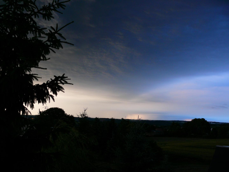 Gewitterwolken Nr.3