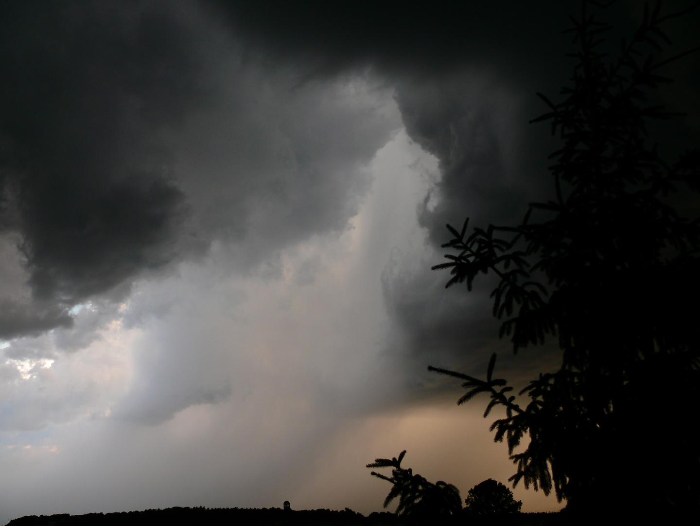 Gewitterwolken Nr.4