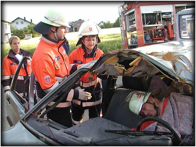 Gewöhnliche Rettungsübung II