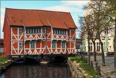 Gewölbe am Alten Hafen