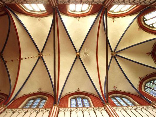 Gewölbe im Münster Bad Doberan