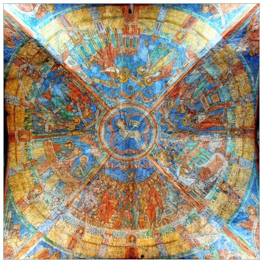 Gewölbemalerei