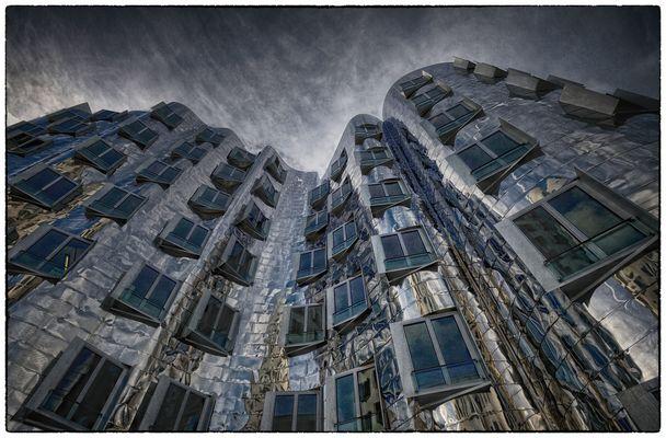 Gewölbte Fassaden - Façades bombées