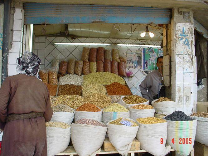 Gewürze, Irak
