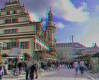 Gewusel (3D-Foto)