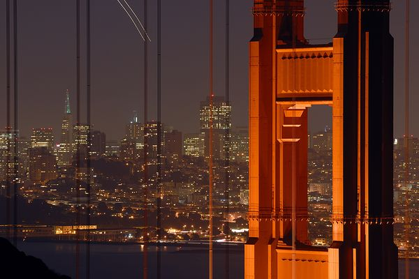 GGB at night - Reloaded