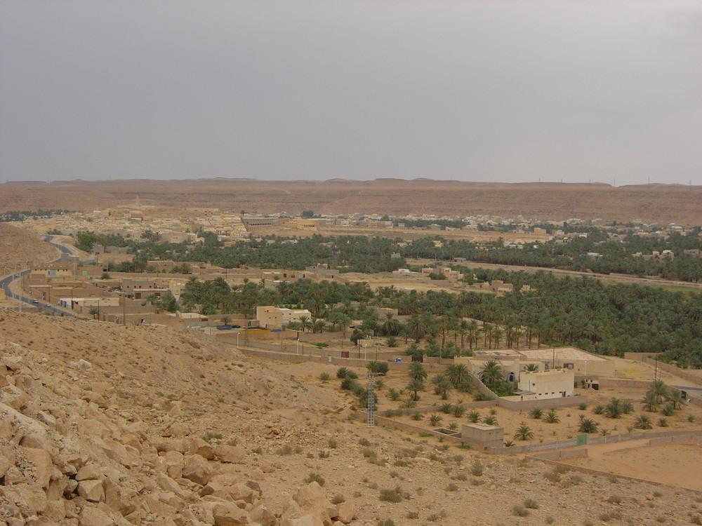 "Ghardaïa ""La porte du desert"".. ALGERIA"