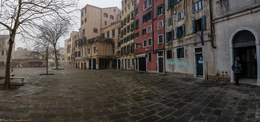 Gheto vecchio Venedig