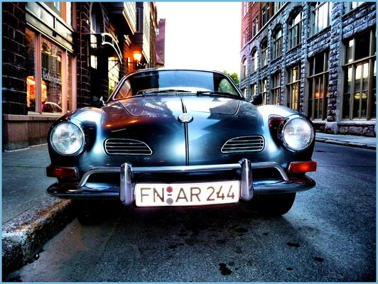 ghia volks a quebec