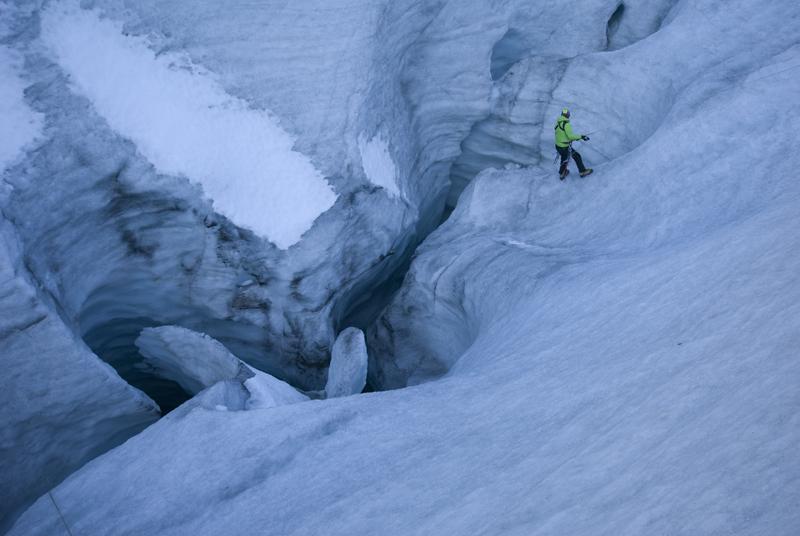 Ghiacciaio Morteratsch (Svizzera) 2011 - 4