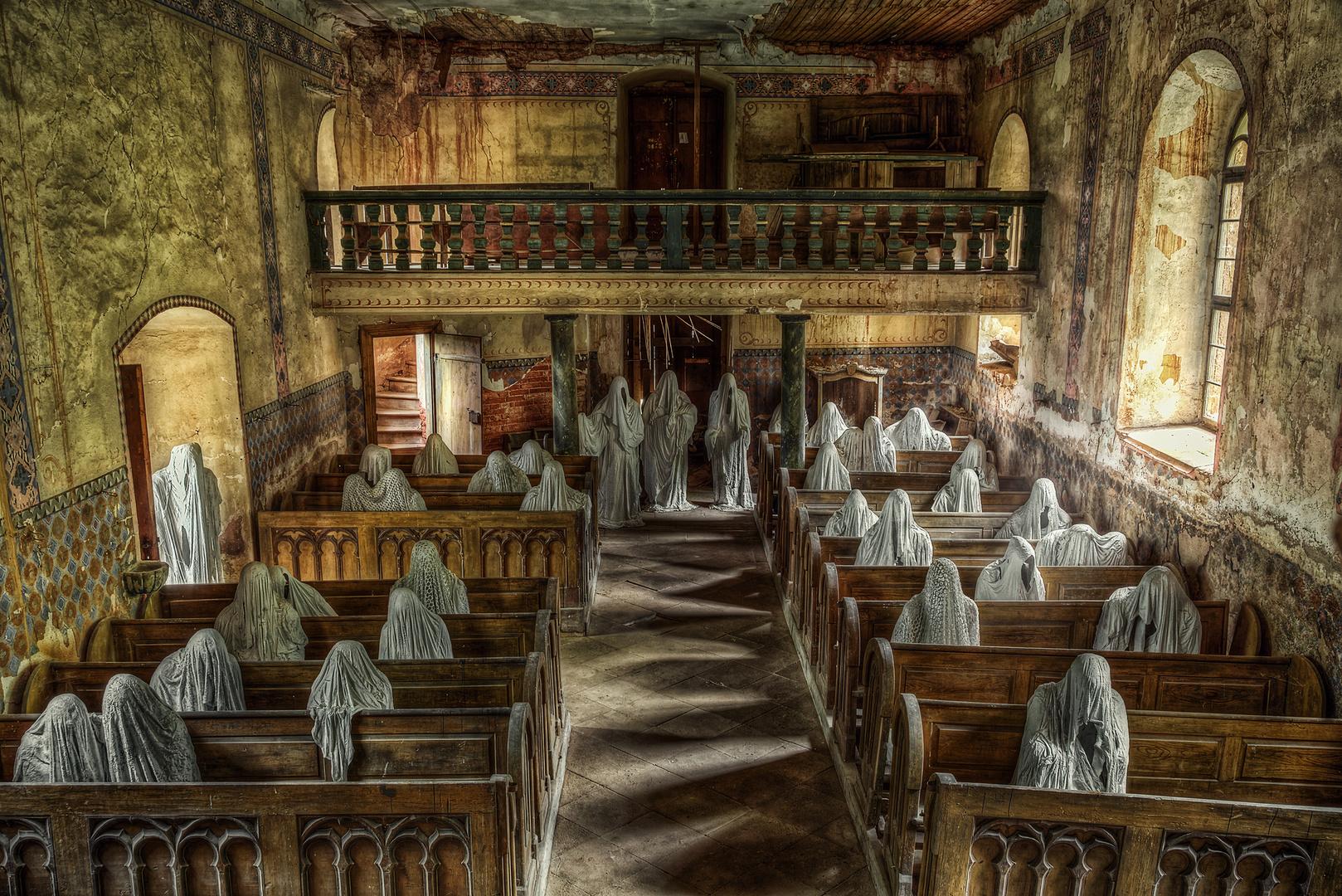 Ghost Church CZ