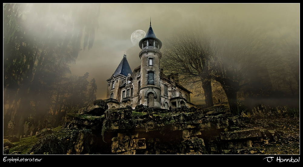 •Ghost House•