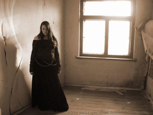 ghost love scene
