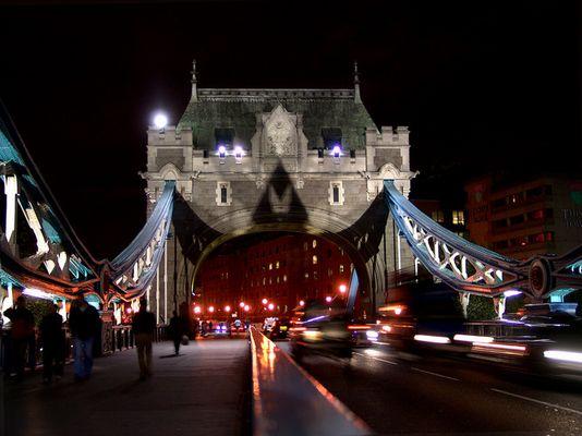 `Ghost of the bridge`
