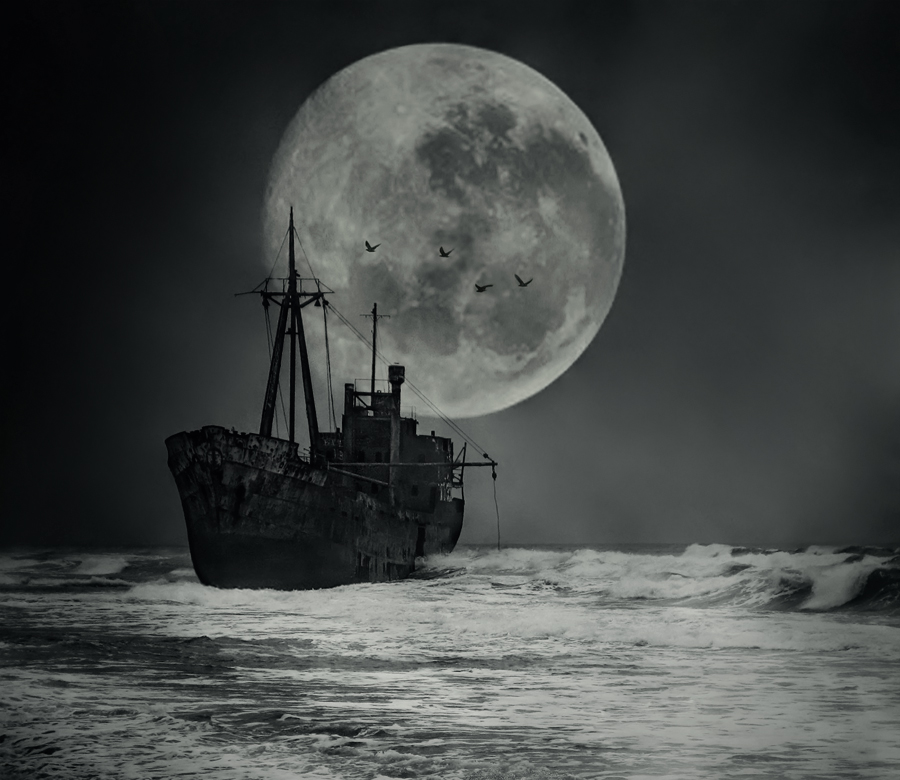 ~ Ghost Ship III ~