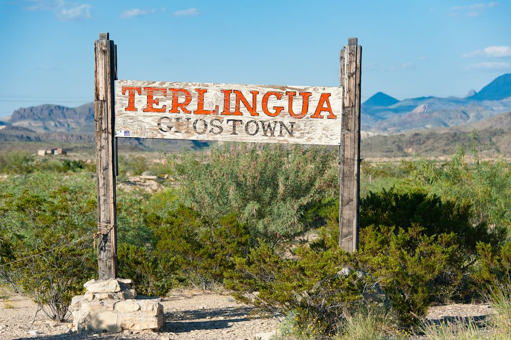 Ghost Town Terlingua