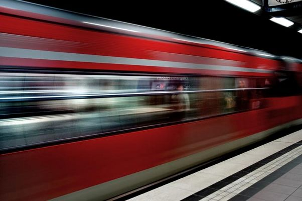 Ghost-Train...