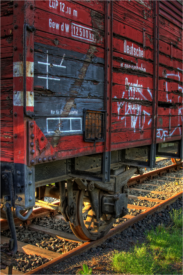 Ghost Train FFM