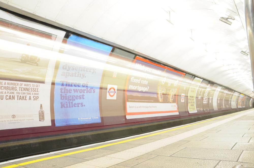 Ghost Train | London