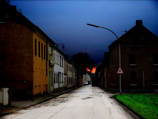 GhostCity - Alt Garzweiler - Tote Stadt - I