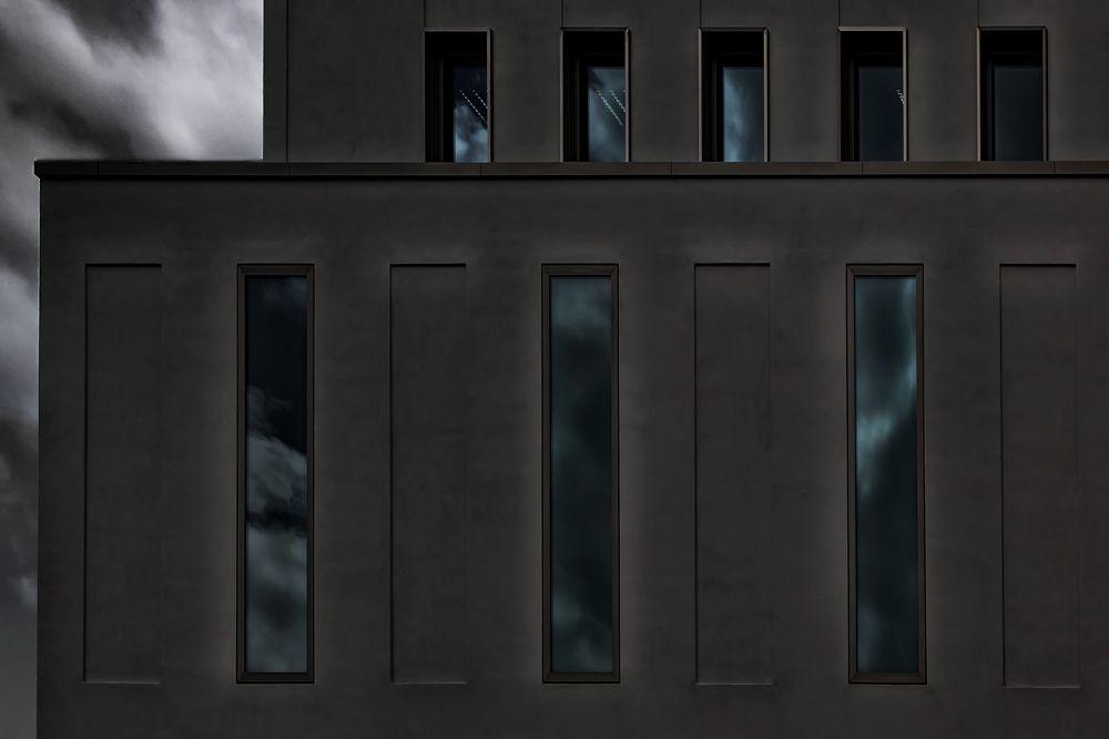 ghostly windows