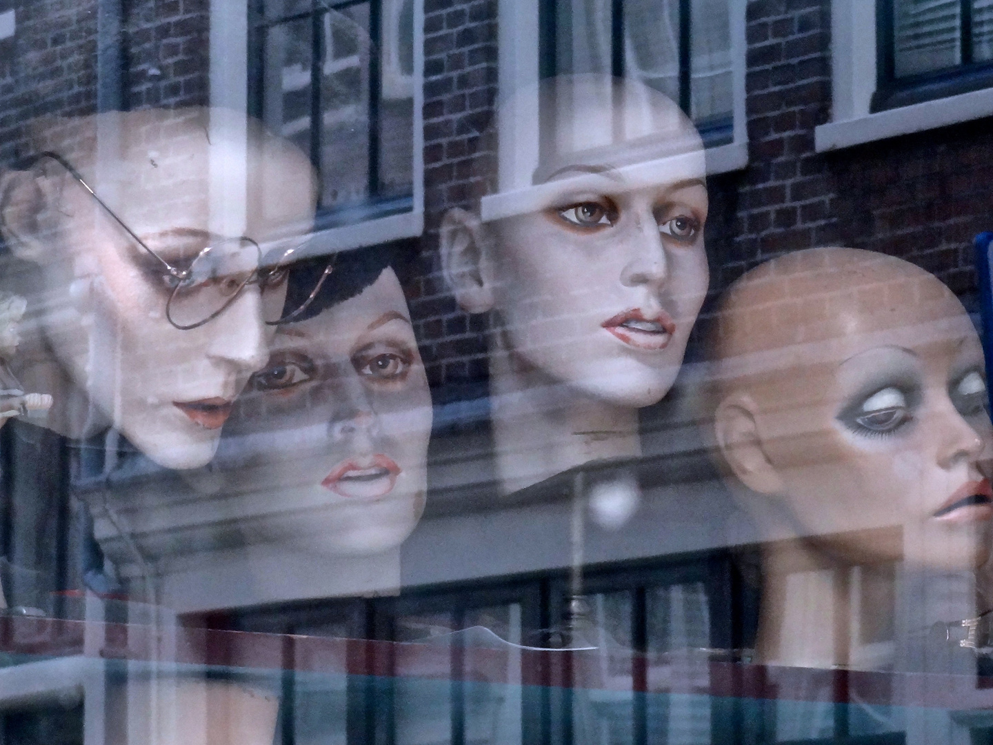 Ghosts of Amsterdam