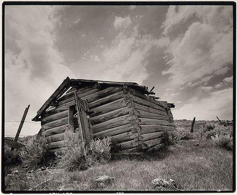 Ghosttown Wyoming