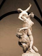 Giambologna: Der Raub der Sabinerinnen