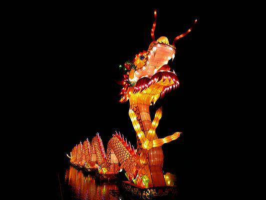 Giant Dragon