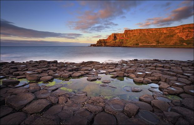 ... Giant`s Causeway ...