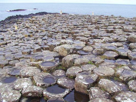 Giant`s Causeway, Irland