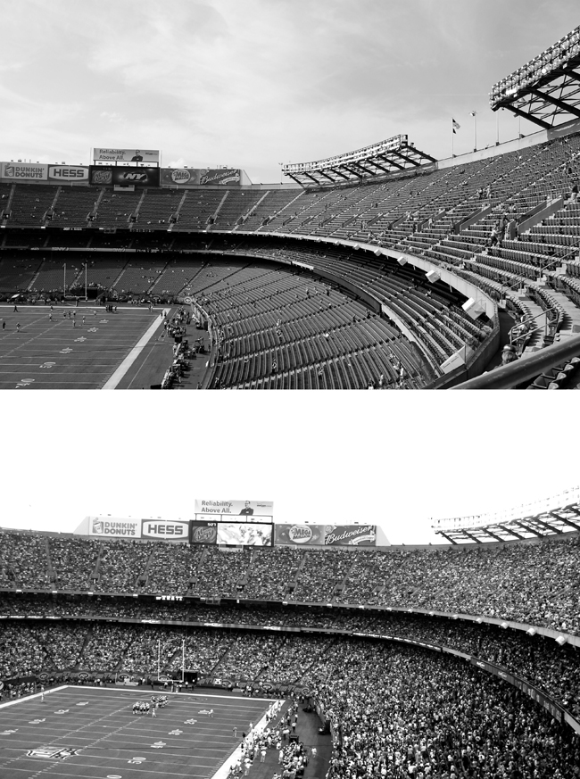 GIANTS STADIUM East Rutherford, New Jersey