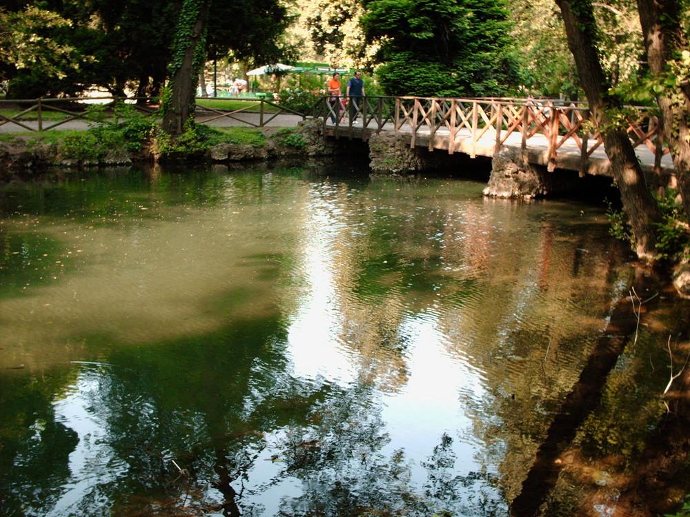 Giardini di porta venezia foto immagini europe italy - Parco di porta venezia ...