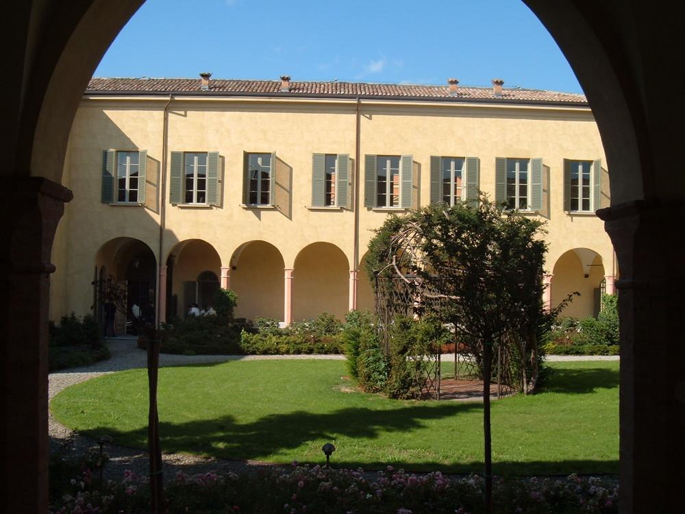 Giardino Prefettura Reggio Emilia