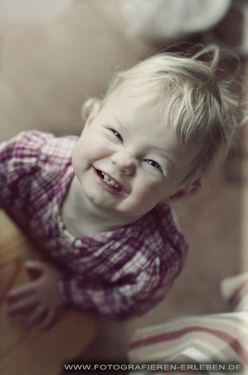 Gib mir Dein schönstes Lächeln