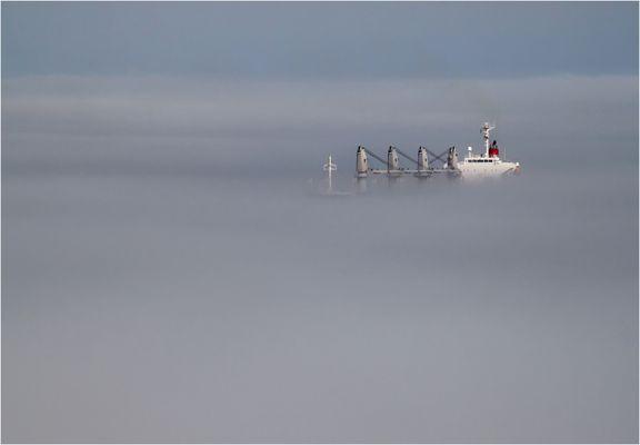 - Gibraltar Fog -